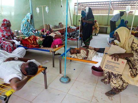 """تقرير حكومي يكشف حقائق """"صادمة"""" عن الوضع الصحي في الخرطوم"""
