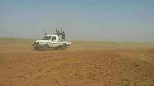 قوى عسكرية تداهم قرية حدودية في شرق السودان