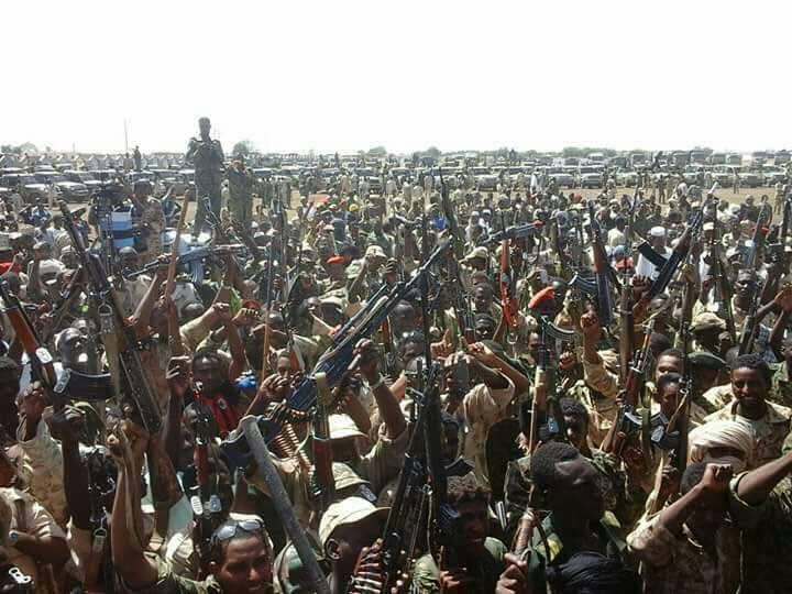 تفاصيل عن نزع  السلاح في دارفور  وتحذيرات من قنابل موقوتة