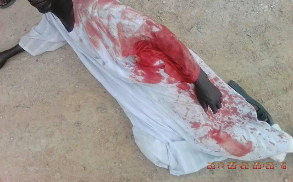 شاهد صور ضحايا مجزرة كلمة.. 38 قتيلا وجريحا واليوناميد تدعو لضبط النفس