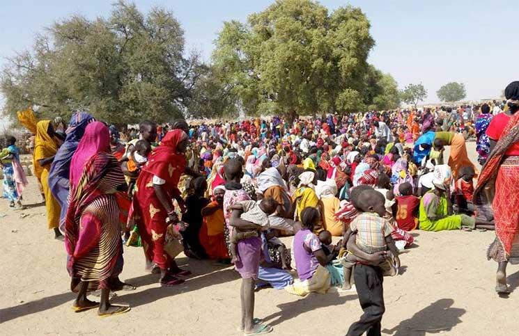 الامم المتحدة : الآلاف من المدنيين في دارفور بحاجة ماسة لمساعدات إنسانية عاجلة