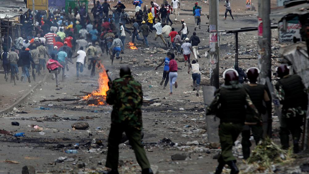 انقسامات حادة في كينيا ومشاركة ضعيفة في انتخابات الرئاسة