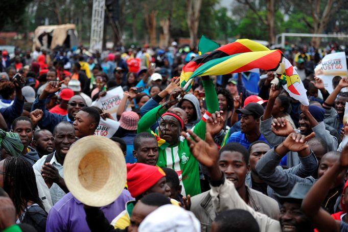 زيمبابوي تستشرف صباح اليوم وقد طوت صفحة موغابي