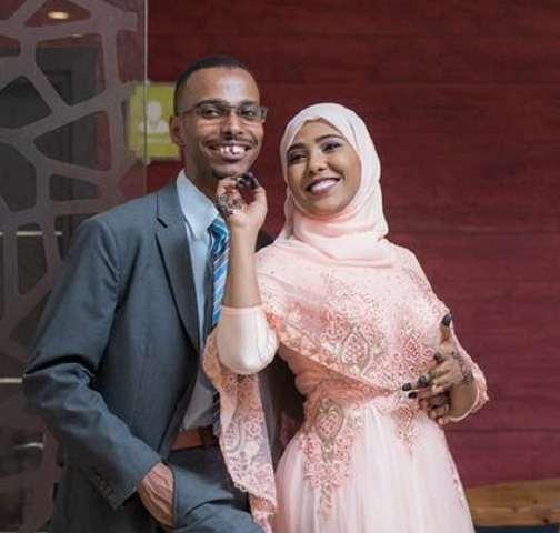 """حفل زفاف سعودي سوداني من الخرطوم الى نيويورك عبر """"واتساب"""""""