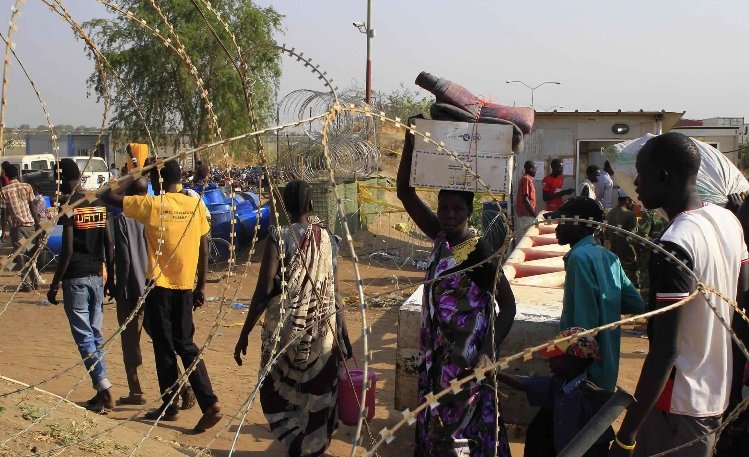 مقتل وجرح٥٠ مدنيا في صراعات قبلية في جنوب السودان