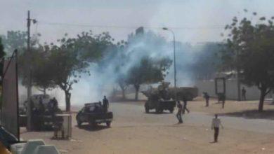 صورة اعتقال (٢١) من قيادات المؤتمر الوطني ولاية جنوب دارفور
