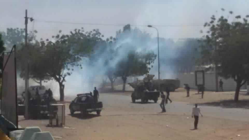 مصرع طفلتين بطريقة بشعة  داخل مدرسة بشمال دارفور