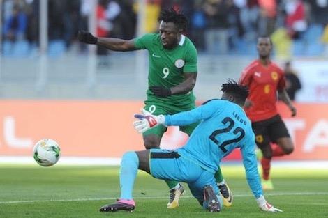نيجيريا تلاقي السودان في نصف نهائي الشان
