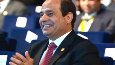 صورة السيسي: سد النهضة قضية وجودية لمصر