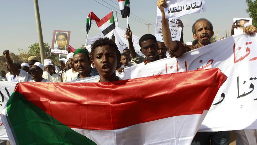 مظاهرة بحري خطوة مبشرة بإمكانية إسقاط النظام