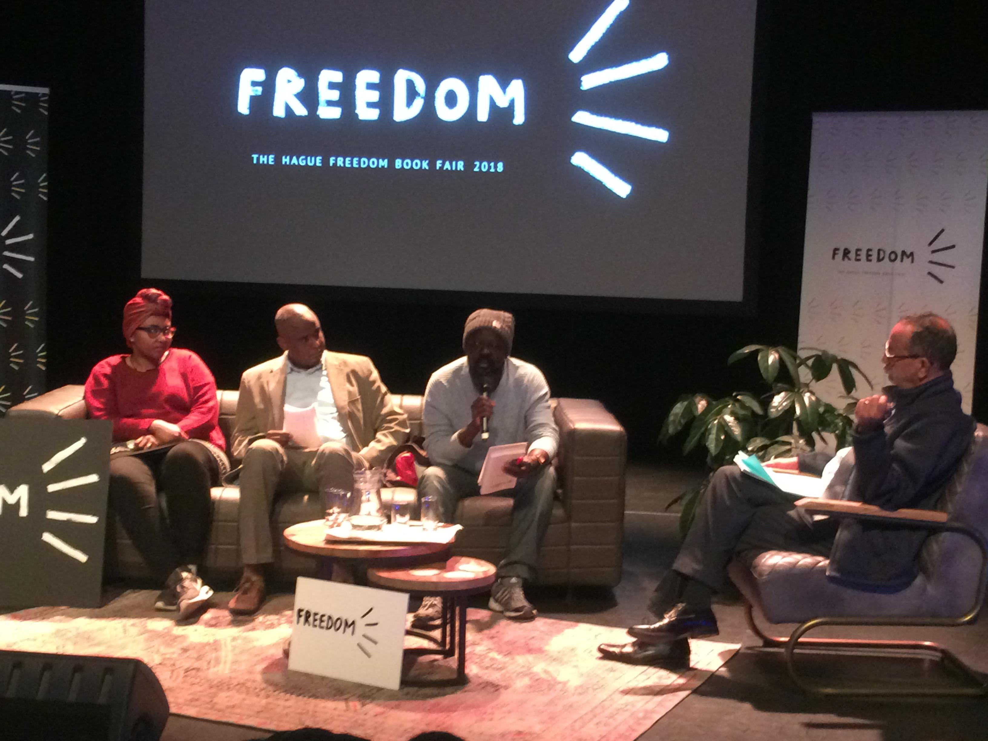 ندوة حرّية التعبير في السودان