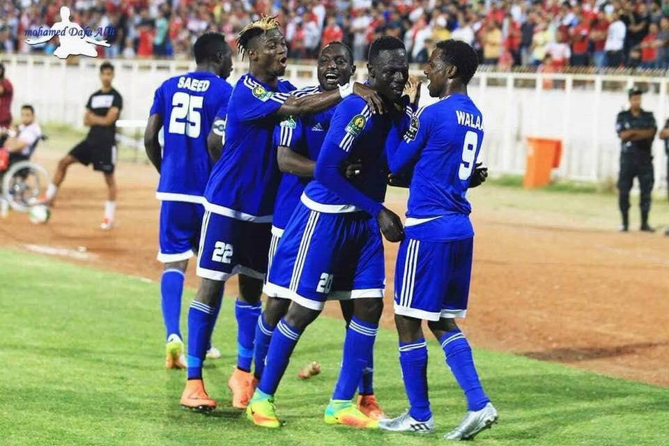 الهلال يتأهل إلى دوري المجموعات بكونفدرالية افريقيا على حساب النيجيري