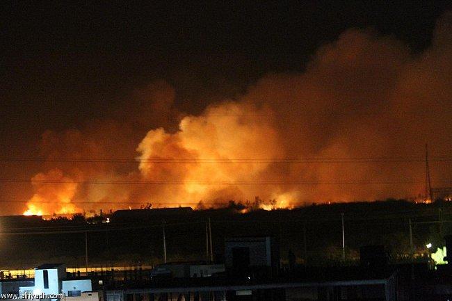 """تجدد """"تفجيرات"""" بمصنع بالخرطوم قصفته طائرات اسرائيلية"""