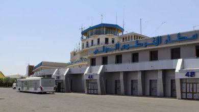 صورة مدير الطيران المدني السوداني لـ«التغيير»:«350» كاميرا بمطار الخرطوم لمنع السرقات والتهريب