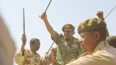 Photo of Rapid support forces create panic in Khartoum