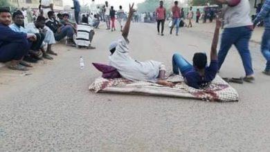 Photo of أهالي (بري) يتحدون الامن ويتظاهرون نهار اليوم الجمعة – فيديو
