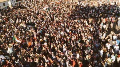 """صورة الحرية والتغيير: المجلس العسكري """"يسرق الثورة"""""""