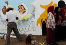 Photo of السودان.. جداريات توثق للثورة وأحلامها