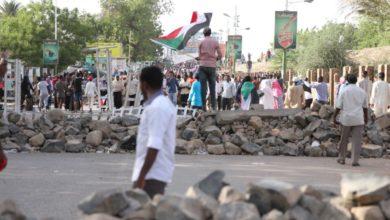 صورة استنكار دولي لفض اعتصام  السودان
