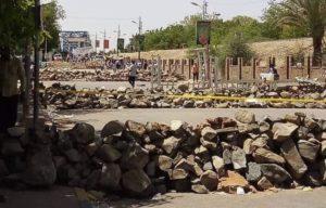 الحرية والتغيير تتهم قوات حميدتي باستخدام الرصاص واصابة مدنيين