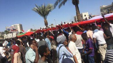 صورة تجمع المهنيين: المجلس العسكري يُخطط لفض الاعتصام