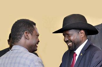 مناوي قترح اشراك ديبي، أبي أحمد، السيسي وسلفاكير و لسلام السودان
