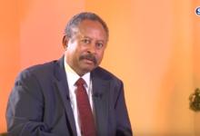 حمدوك يكشف عن ملامح سياساته في اول حوار تلفزيوني
