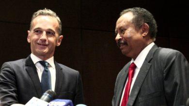 صورة ألمانيا تدعم خطة الحكومة السودانية لحماية المدنيين