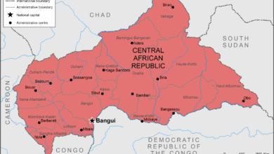 Photo of وصول الآلاف من إفريقيا الوسطى إلى الأراضي السودانية