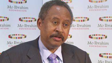 Photo of حمدوك: أسر الضحايا الامريكان طالبوا السودان بدفع (11) مليار دولار