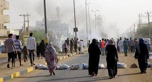 """صورة لجنة تحقيق """"مجزرة القيادة"""": الاتحاد الافريقي إعتذر عن فحص الفيديوهات"""