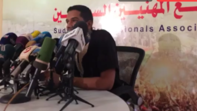 Photo of تجمع المهنيين: كوشيب والشرتاي يخططان لعمل أمني في وسط دارفور