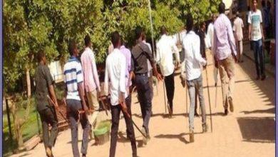 Photo of جامعة سودانية تحظر نشاط طلاب حزب (المؤتمر الوطني) المحلول