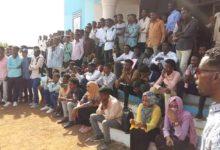 Photo of إعتصام طلاب بجامعة الامام المهدي يدخل أسبوعه الثالث