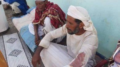 Photo of (12) مصابا في مهاجمة عسكريين بلدة شرقي السودان