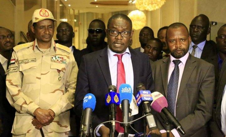 تمديد أجل مفاوضات سلام السودان بجوبا -