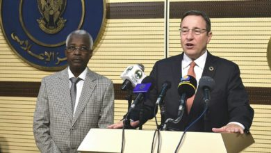 Photo of مسؤول أممي يبدأ زيارة للسودان ويؤكد دعم الحكومة في المجالات الانسانية