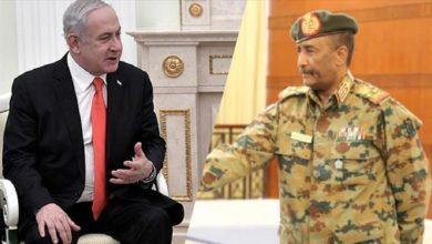 صورة لقاء مرتقب بين (البرهان ونتنياهو) والسودان يغادر القائمة السوداء خلال أسابيع