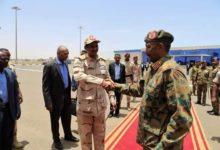 صورة السودان: كشف مخطط انقلاب عسكري بمشاركة شخصيات بالمجلس السيادي