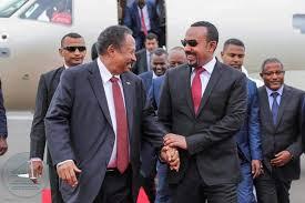 صورة السودان: أبي أحمد يتصل بحمدوك ويبعث موفداً والخرطوم تتطلب انسحاب الجيش الاثيوبي