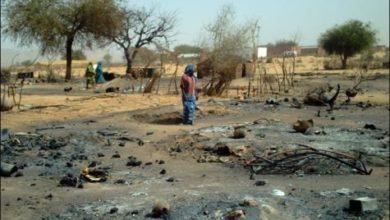 صورة استمرار نزيف الدم في دارفور ومخاوف من تجدد الإشتباكات