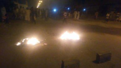 Photo of محتجو الدامر يقررون إيقاف التظاهرات المطالبة بإقالة الوالي لمجابهة كورونا