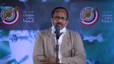 Photo of مجلس الوزراء السوداني يدرس إلزامية الكمامات وأكرم يشكو ضعف تطبيق الحظر