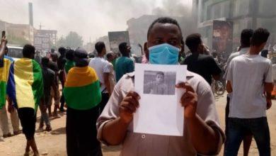 """صورة كلمة التغيير في ذكرى """"المجزرة"""": لا مصالحة إلا بعد كشف الحقائق وإنفاذ العدالة!"""