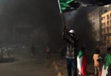 "Photo of ""لجان المقاومة"" تفجّر غضب الشوارع في ""ذكرى المذبحة""- صور"