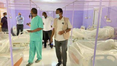 صورة إنتهاء حصر الكوادر الصحية العاملة بالعاصمة السودانية للتطعيم ضد «كورونا»