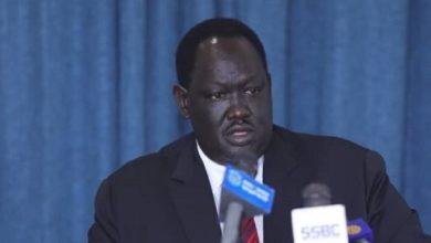 صورة وسيط سلام السودان يعلن التوقيع خلال اسبوع