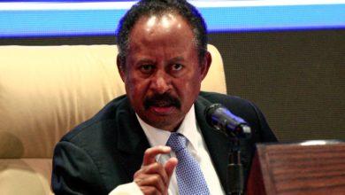 صورة (حمدوك): العقوبات الأمريكية تهدد الانتقال الديمقراطي في السودان