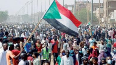صورة (البرهان): الجيش سيحمي مكتسبات الثورة