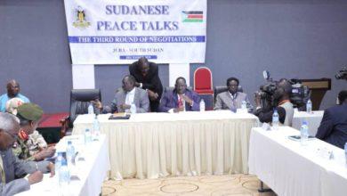 صورة توقعات بإستئناف مفاوضات سلام السودان بجوبا الأحد